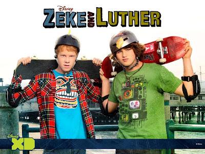 Capitulos de: Zeke y Luther