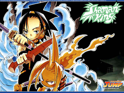 shaman king wallpapers. SHAMAN KING ANIME WALLPAPERS