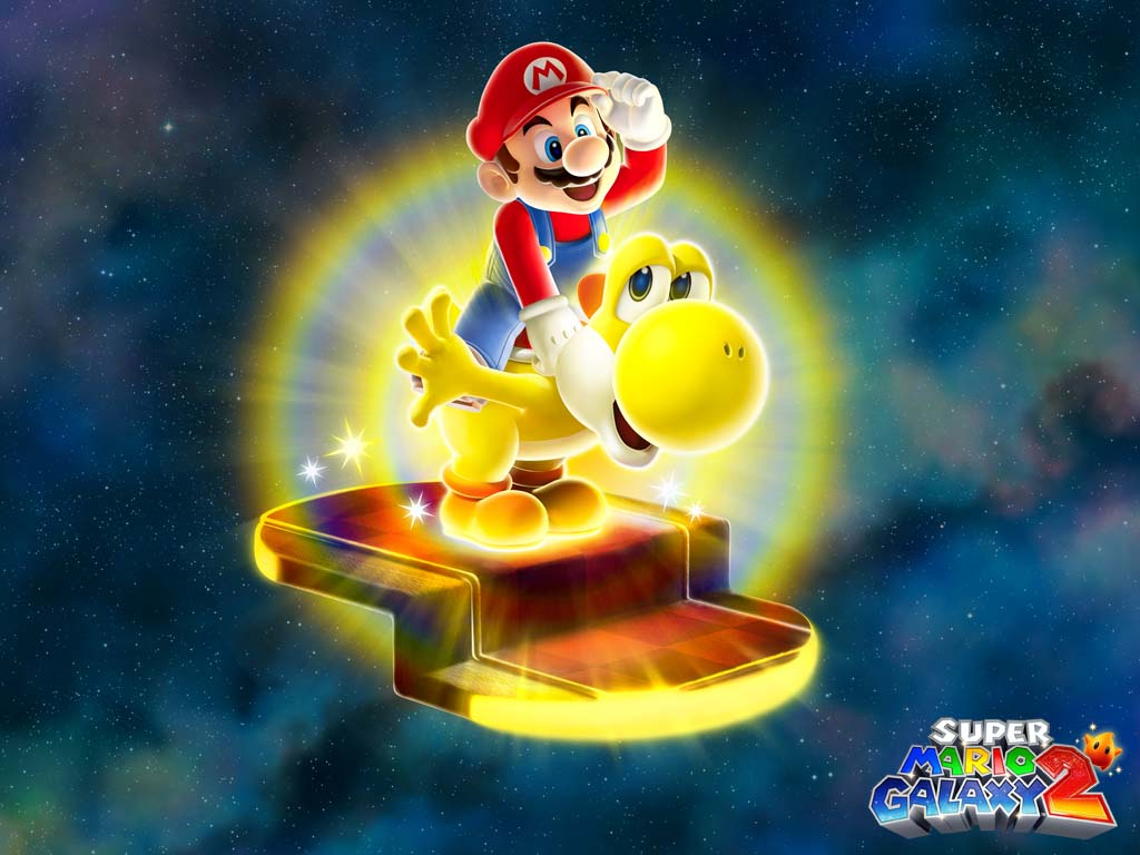 Super Mario HD & Widescreen Wallpaper 0.469750261448408