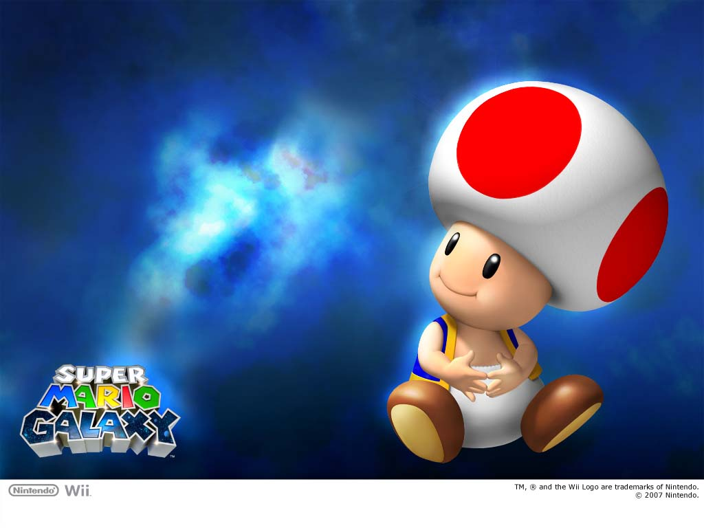 Super Mario HD & Widescreen Wallpaper 0.0591236547921365