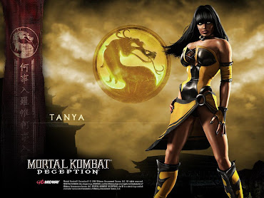 #28 Mortal Kombat Wallpaper