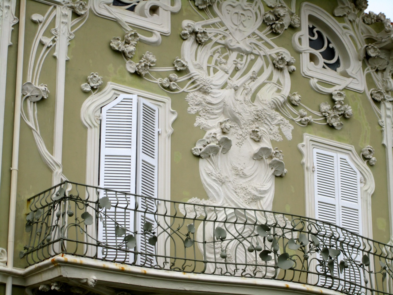 William morris fan club villino ruggeri a most for Revue art et decoration