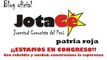 JOTACÉ - Juventud Comunista del Perú Patria Roja