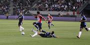 LAS MEJORES IMAGENES DE CHIVAS USA vs SAN JOSE ch vs sj