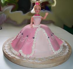 Barbies torta