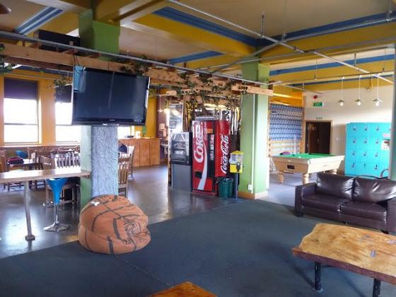 Otra foto del hostel
