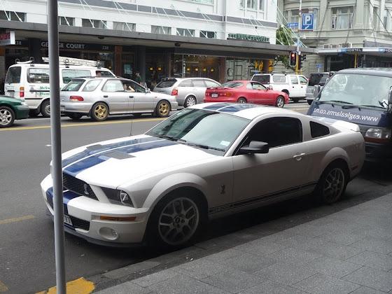 Otro de los autos increíbles que puedes ver en la ciudad