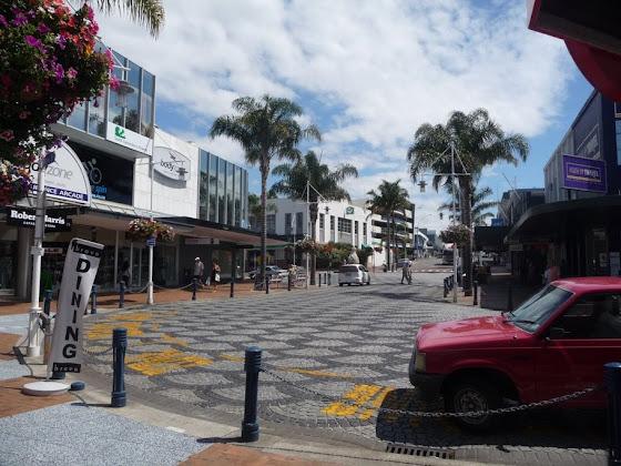 Así luce Tauranga, Nueva Zelanda