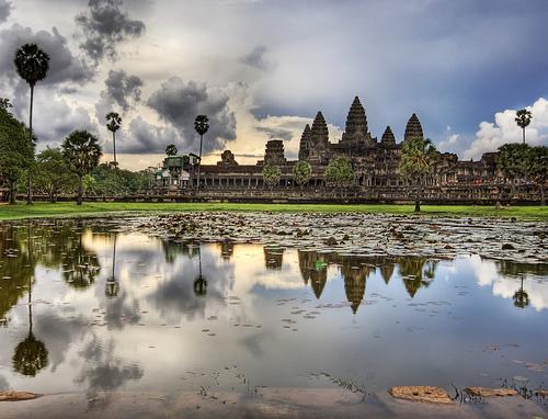 Angkor Wat en Tailandia