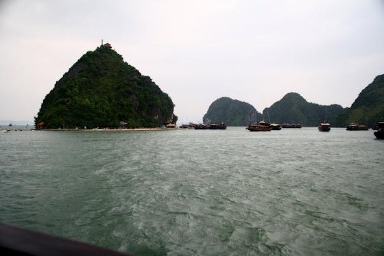 Así se ve Ha Long Bay