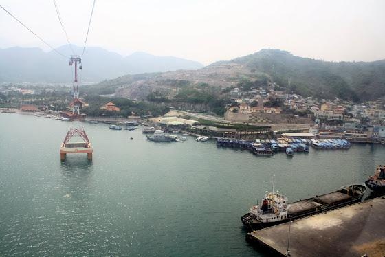 La ciudad de Nha Trang
