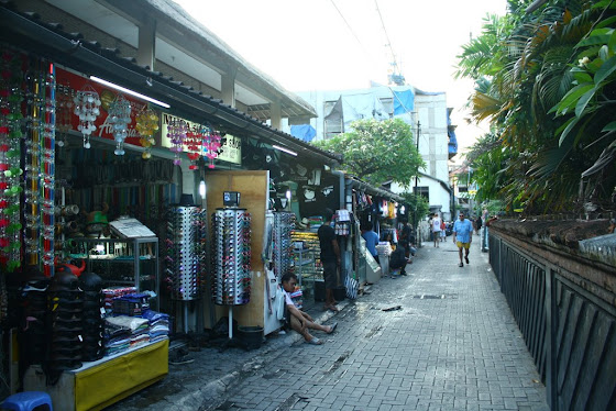 Calles de Bali