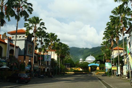Isla de Lombok en Indonesia