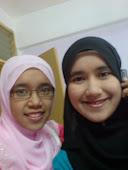 lovely sis n me~