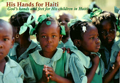 His Hands for Haiti