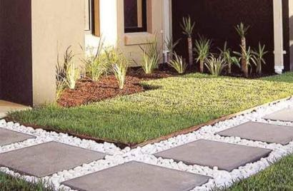 Jardiner a paisajismo piedras para el jard n - Decoracion en jardines ...