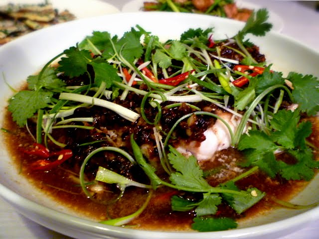 3 hungry tummies: Steamed Fish With Black Bean Sauce 豆豉蒸魚