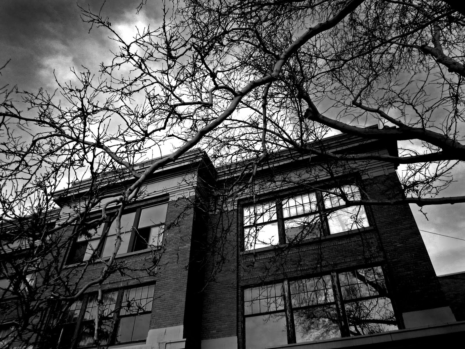 Pilot Rock Hs Photography Scary School By Shawna