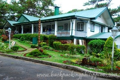 bell house camp john hay