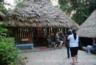 baguio tam-awan village