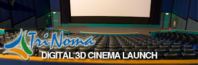 Trinoma going digital 3d joris entertainment journal yes lately ive been on the look for good cinematic experience across the metro where im spotting for good cinema houses that will give me a good deal stopboris Gallery