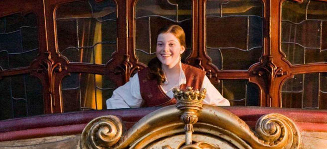 Georgie Henley Back On Latest Narnia Film As Lucy For The Last Time