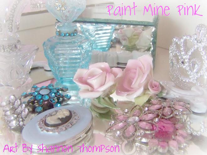 Paint Mine Pink