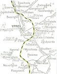 Ypres Front Line 1916