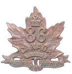 86th Battalion