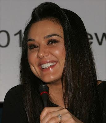 Preity Zinta new photos