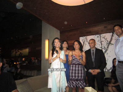 Amrita Rao at San Fransisco for NGO Pratham