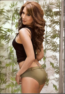 Kim Sharma on Maxim