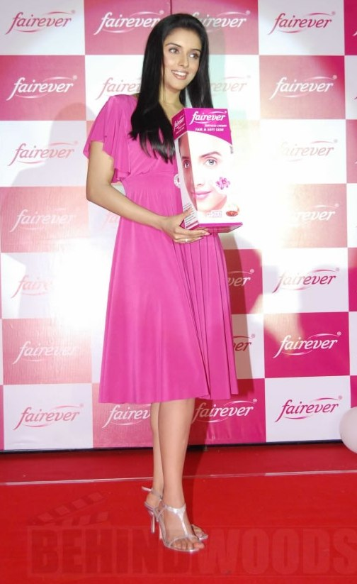 Pinky Asin endorses Fairever Fruit Fairness Cream