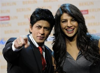 Shahrukh Khan at Don 2 Press Conference in Berlin
