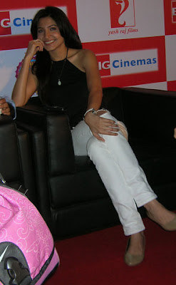 Anushka Sharma at GIP Mall Noida