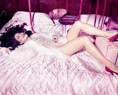 Jaqueline Fernandez photoshoot for Cosmopolitan Magazine