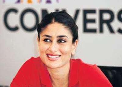 Kareena Kapoor at DNA office