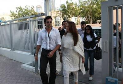 Aishwarya Rai Bachchan in dubai