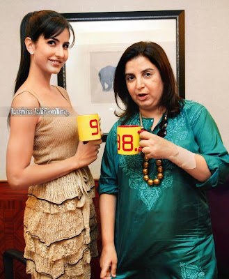 Katrina Kaif at Radio Mirchi
