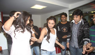 Rani Mukherjee on Fever 104 FM