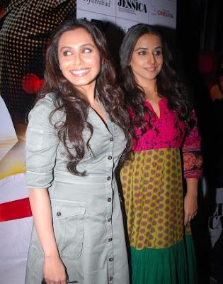 Rani Mukherjee at Cinemax Hyderabad