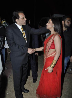 Rani Mukherjee at Mumbai Police Show 2010