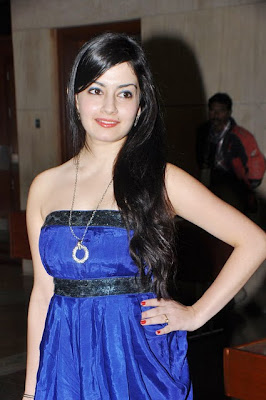 Shambhavi Sharma at Femina Miss South India 2011