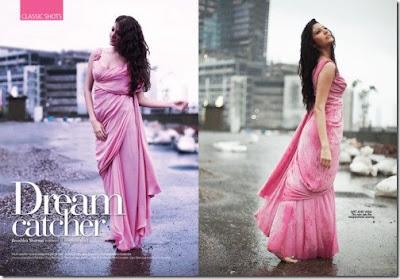 Anushka Sharma on Filmfare Magazine