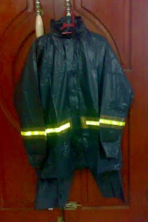 jas hujan setelan celana jaket hot press full scotlight