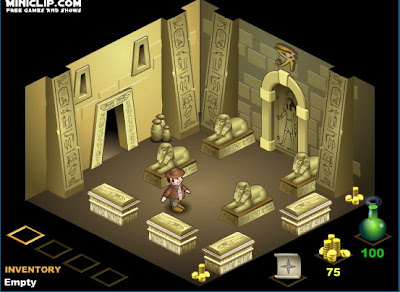juega a  The Pharaoh's Tomb