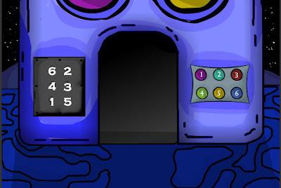 juegos de escape Crimson Planet