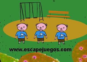 jugar juegos para niños