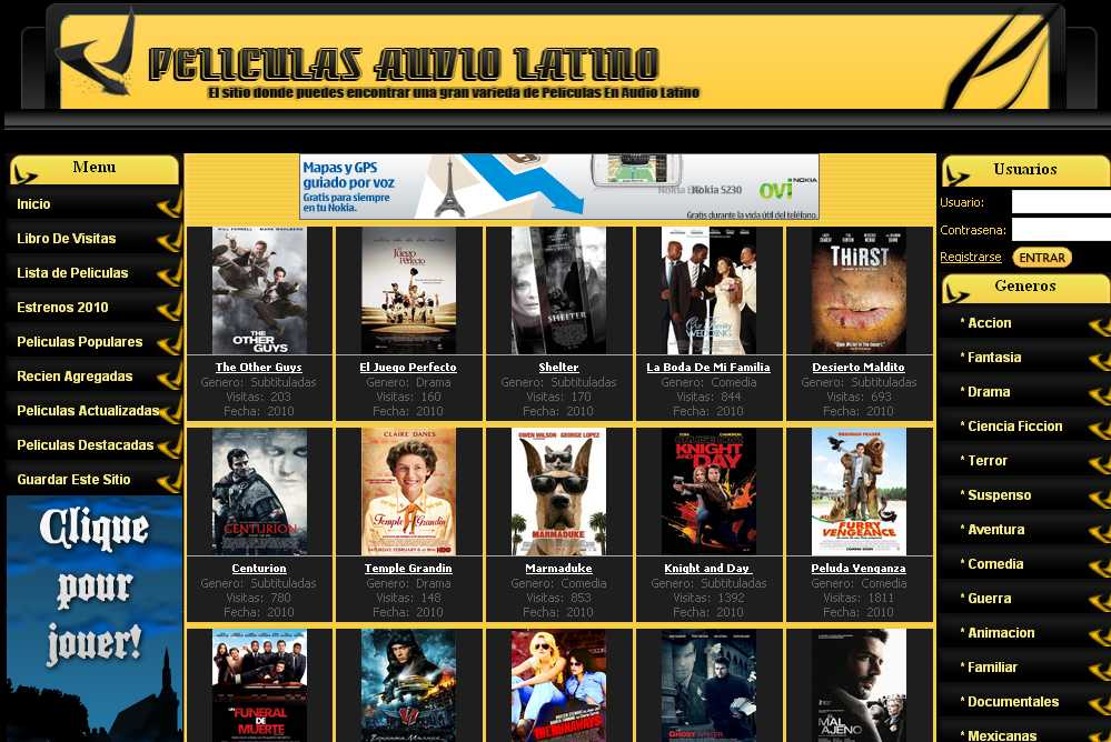 Peliculas Completas Online en Espaol y Latino HD