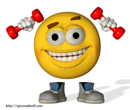 22 novembre 2010 Smiley-3D-halteres